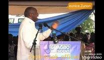 En thérapie - Avec le président Mr Laurent Gbagbo  et Mr  le président Alassane Ouattara