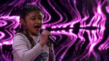 Angelica Hale: 10-Year-Old Singer Blows The Audience Away - America's Got Talent 2017