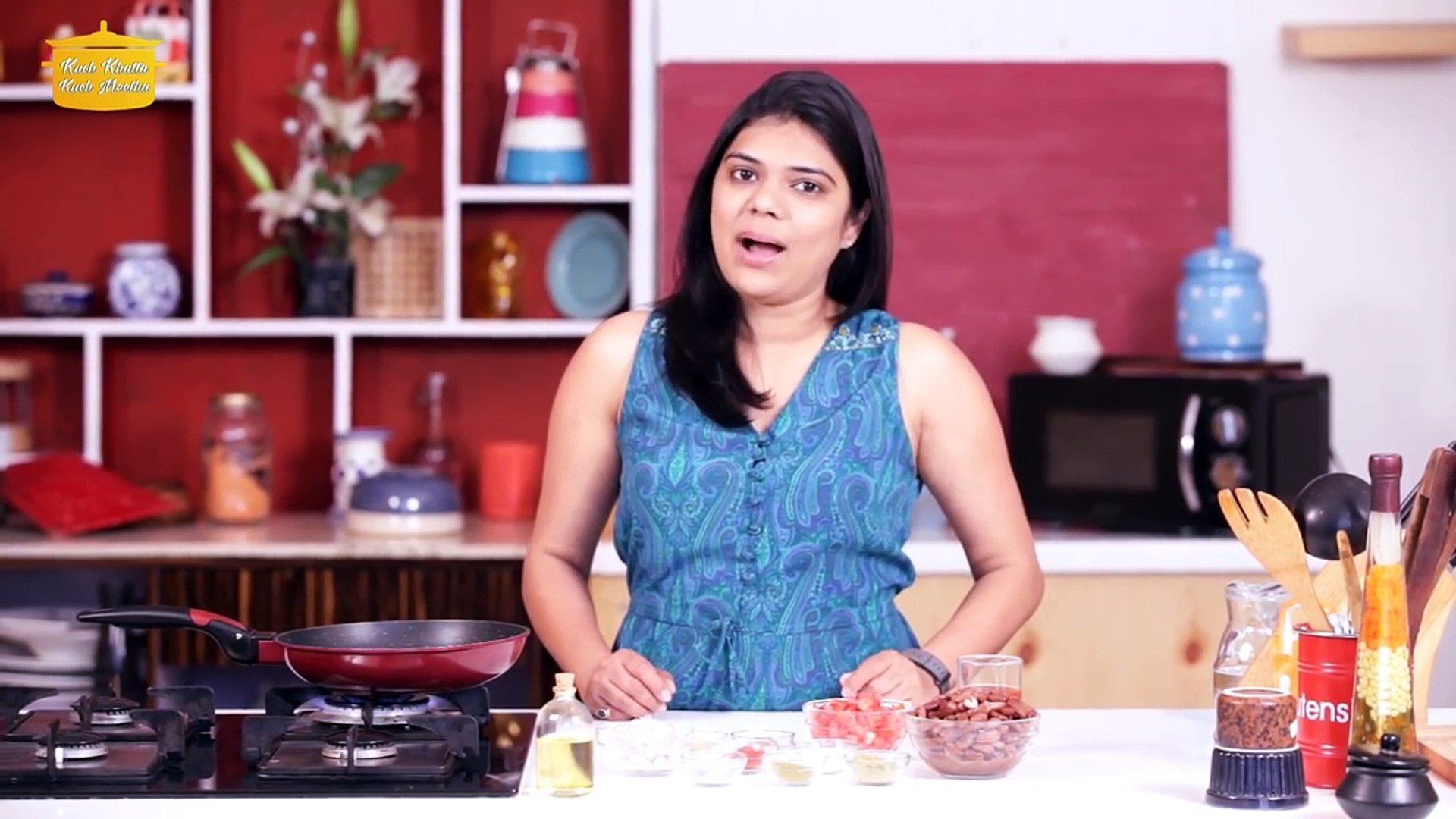 How To Make Tasty  Punjabi Rajma (Kidney Beans Indian Curry) -- पंजाबी राजमा -- Neha Mathur