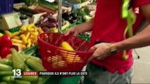 Alimentation : les fruits et légumes n'ont plus la cote