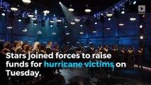 Hand in Hand hurricane-relief telethon raises over $44 million