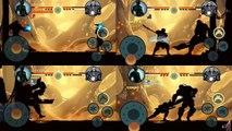 Shadow Fight 2 - Final Boss - 4 Weapons vs TiTan