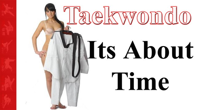 Taekwondo High Kicks Women What Else do you want