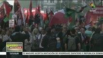 teleSUR noticias. Argentinos rechazan visita de Benjamín Netanyahu