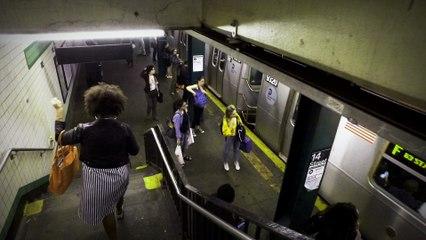 NYC subway test