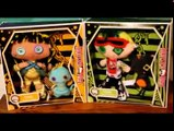 Monster High Dolls Cleo De Nile and Deuce Gorgon Push Rag doll review.