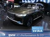 Concepts BMW en direct du Salon de Francfort 2017