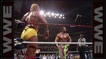 RANDY MACHO MAN SAVAGE VS HULK HOGAN - WWE CHAMPIONSHIP MATCH (1990) - WWF WWE Wrestling - Sports MMA Mixed Martial Arts Entertainment