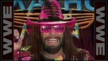 RANDY MACHO MAN SAVAGE ENTRANCE VIDEO - WWF WWE Wrestling - Sports MMA Mixed Martial Arts Entertainment
