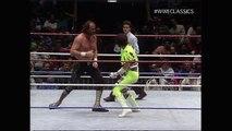 RANDY MACHO MAN SAVAGE VS JAKE THE SNAKE ROBERTS (1992) - WWF WWE Wrestling - Sports MMA Mixed Martial Arts Entertainment