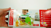 Toaster and Mixer Kitchen Toy Appliances Playset for Kids