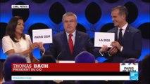 Jeux Olympiques 2024 - Paris officiellement désignée ville hôte des JO 2024 !