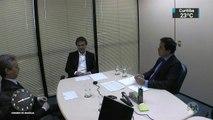 Joesley Batista e Ricardo Saud ficam calados em depoimento à PF