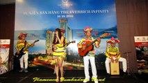 CAN TAKE ME EYES OFF YOU Ban nhạc Flamenco Tumbadora Biểu diễn show Căn Hộ Cao Cấp THE EVERRICH