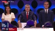 JO 2024 : Paris accueillera bien les Jeux Olympiques, c'est officiel ! (Vidéo)
