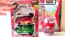 Génial par par des voitures des œufs foudre ré jouet 2 surprise disney pixar mcqueen mater funtoys disney