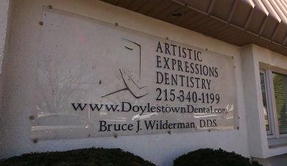Cosmetic Dentist - Doylestown, PA - Dr. Bruce Wilderman