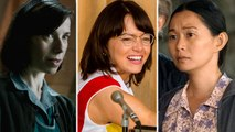 'Battle of the Sexes,' 'The Shape of Water,' 'Downsizing' Top Picks by THR's Chief Film Critic | TIFF 2017