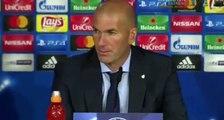Zidane -Real Madrid gana Bien Cristiano Ronaldo en lo suyo- Zidane Conferencia Prensa