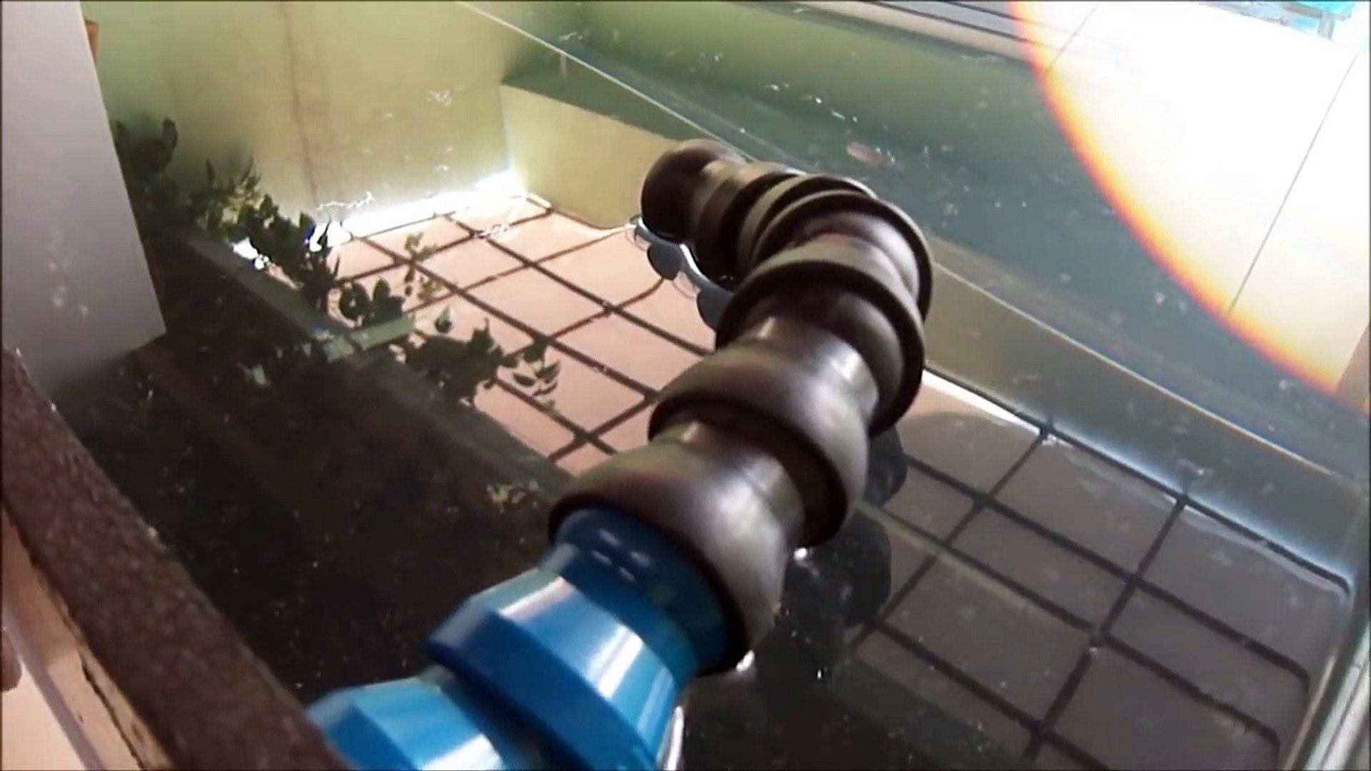 Aquarismo Pzu - Hidráulica do aquário com sump.