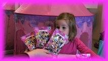 Des sacs aveugle chiffres filles ouverture et Playmobil chiffres série de collection 4 8 9 |