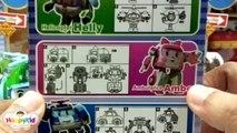 รีวิว โรโบคาร์โพลี หุ่นยนต์แ