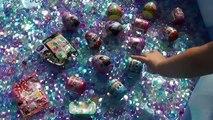 Et des ballons le plus grand des œufs Jeu piscine jouet Orbeez 1,000,000 orbeez surprise surprise mylittlep