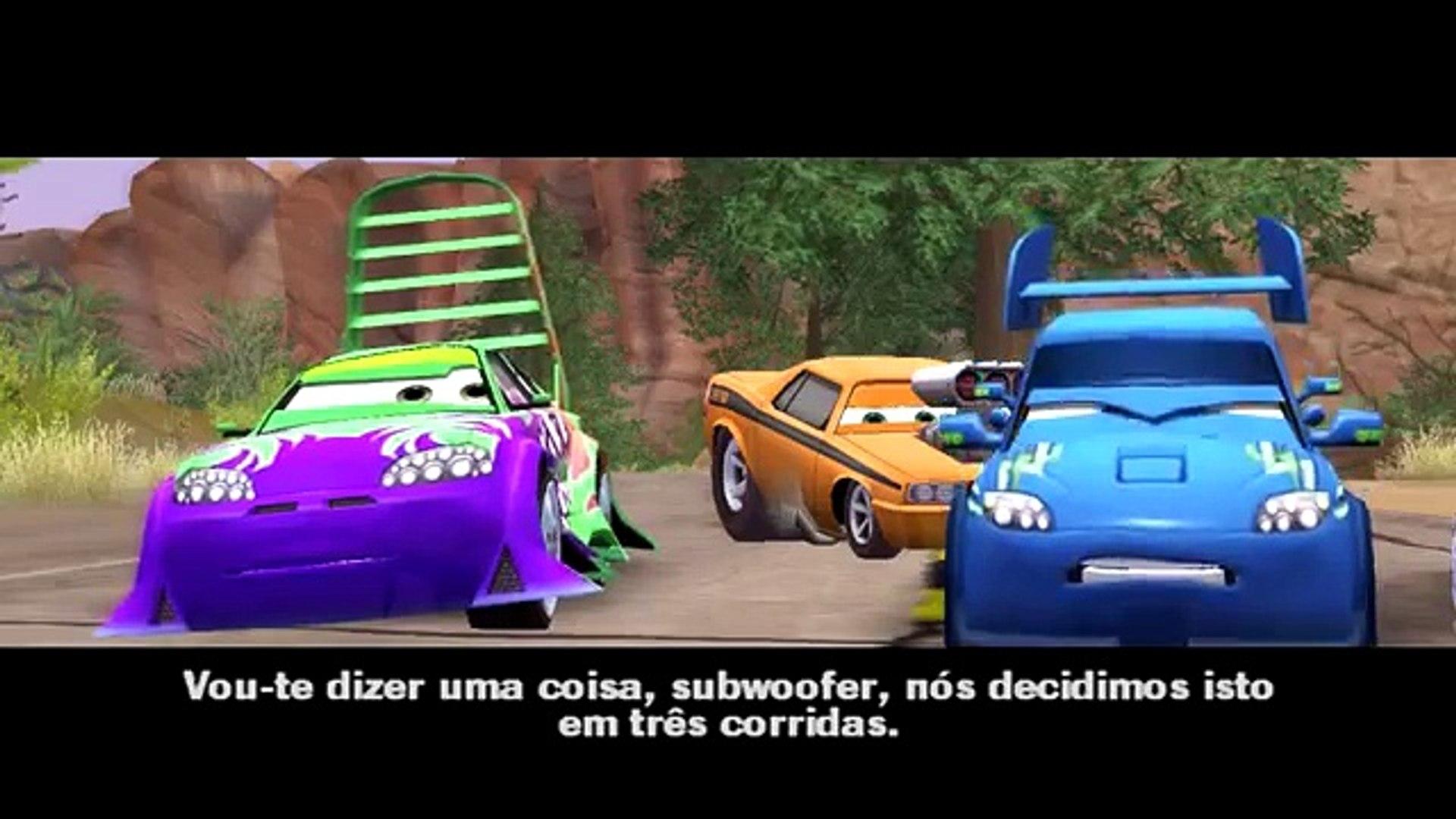 Relampago Mcqueen Turbo Carros Tuning Carros Portugues Legendado Filme Jogo Video Dailymotion