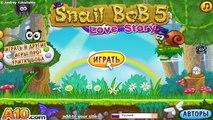 Улитка боб 5 snail bob - Мультик ИГРА для детей, приключение УЛИТКИ БОБА snail bob (Серия 6)