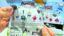 Adventure Time Surprise Mystery Plush Clips Blind Bags - So Cute and Fun - Cartoon Network