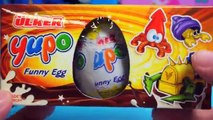 Laiton des œufs drôle tortue 5 yupo surprise sakaci hayvanlar muzisyen surprise disney col