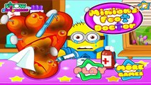 ♥ Minion Foot Doctor ♥ Minion Doctor Baby Game ♥ Baby Games To Play