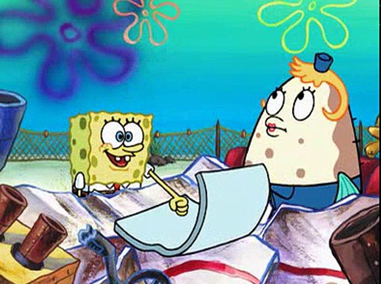 Spongebob Squarepants 218 No Free Rides Video Dailymotion