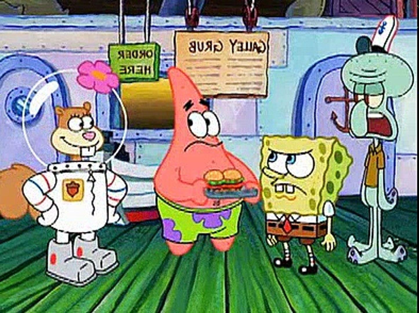 SpongeBob SquarePants 222 Pressure