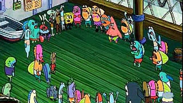 SpongeBob SquarePants 239 Sandy, SpongeBob, and the Worm