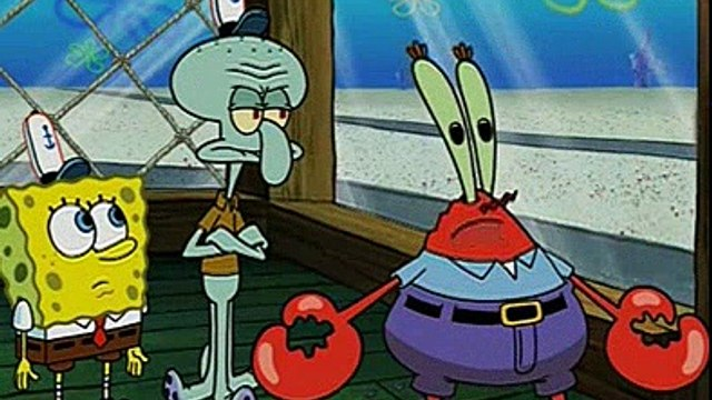 SpongeBob SquarePants 329 Born Again Krabs