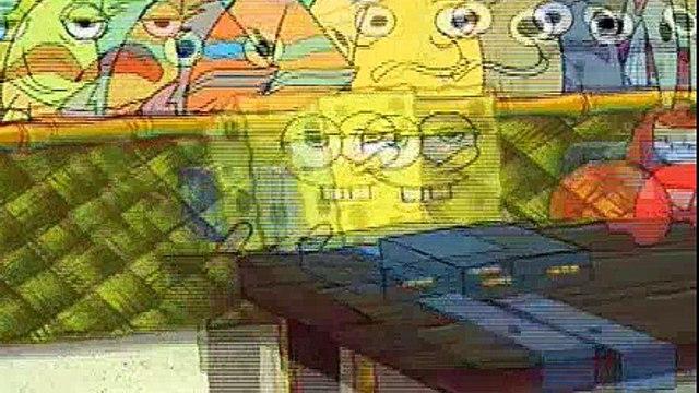 SpongeBob SquarePants 404 Krabs vs. Plankton