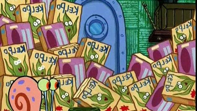 SpongeBob SquarePants 505 Waiting...