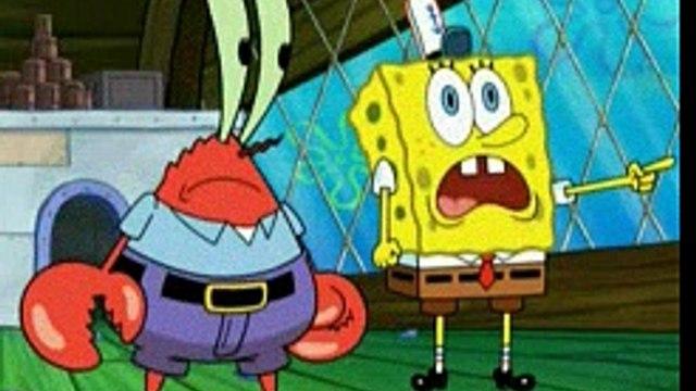 SpongeBob SquarePants 605 Spongicus