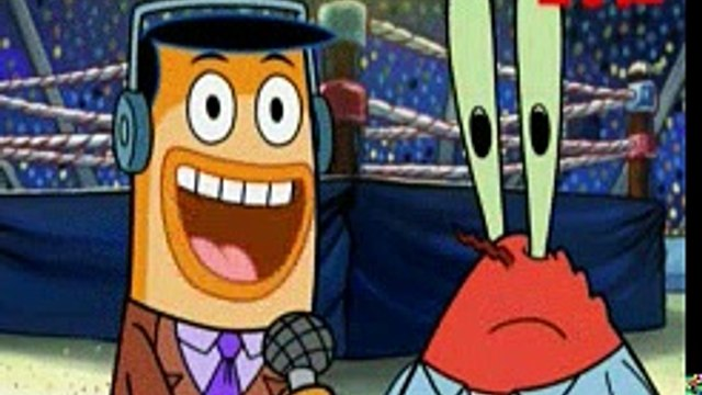 SpongeBob SquarePants 624 Krusty Krushers