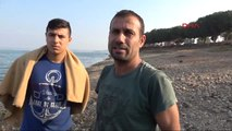 Adana Seyhan Baraj Gölü'ne Giren Genç Boğuldu