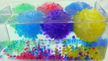 Orbeez Freeze! 개구리알 아이스볼 만들기 장난감 만들기 How To Make Orbeez Ice Water Ball Magic Growing Water Ball Toy