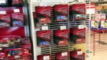 The Hunt Episode 5 - In-Store (Walmart/Target) May 1st Cars 3 Die-casts Release