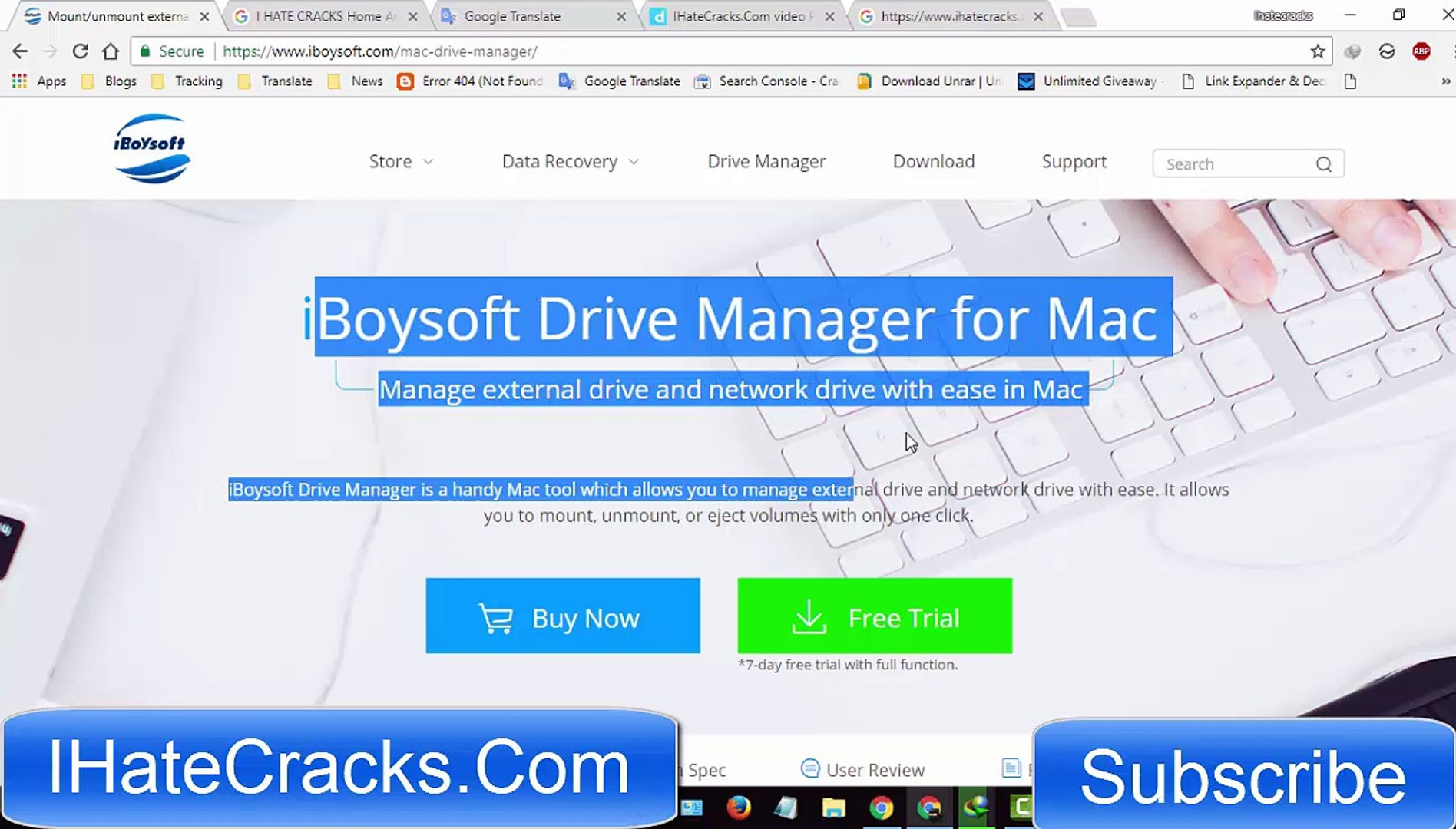 Iboysoft Drive Manager Registration Code Full Version And Review Video Dailymotion