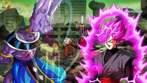 Dragon Ball Super : VEGETTO VS BLACK GOKU SSJ ROSE La ultima esperanza !