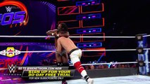 Rich Swann vs. TJP: WWE 205 Live, Sept. 12, 2017