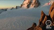 Alpes : la dramatique fonte des glaciers