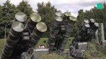 """Vu l'ampleur de cette opération """"défensive"""", la Russie a vraiment l'air inquiète face à l'Otan"""