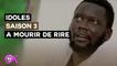 Quand Cherif de la série IDOLES imite Assane Diouf. A MOURIR DE RIRE !