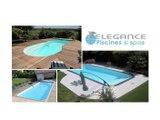ÉLÉGANCE PISCINES ET SPAS à Labastide Dénat, construction et entretien de piscines